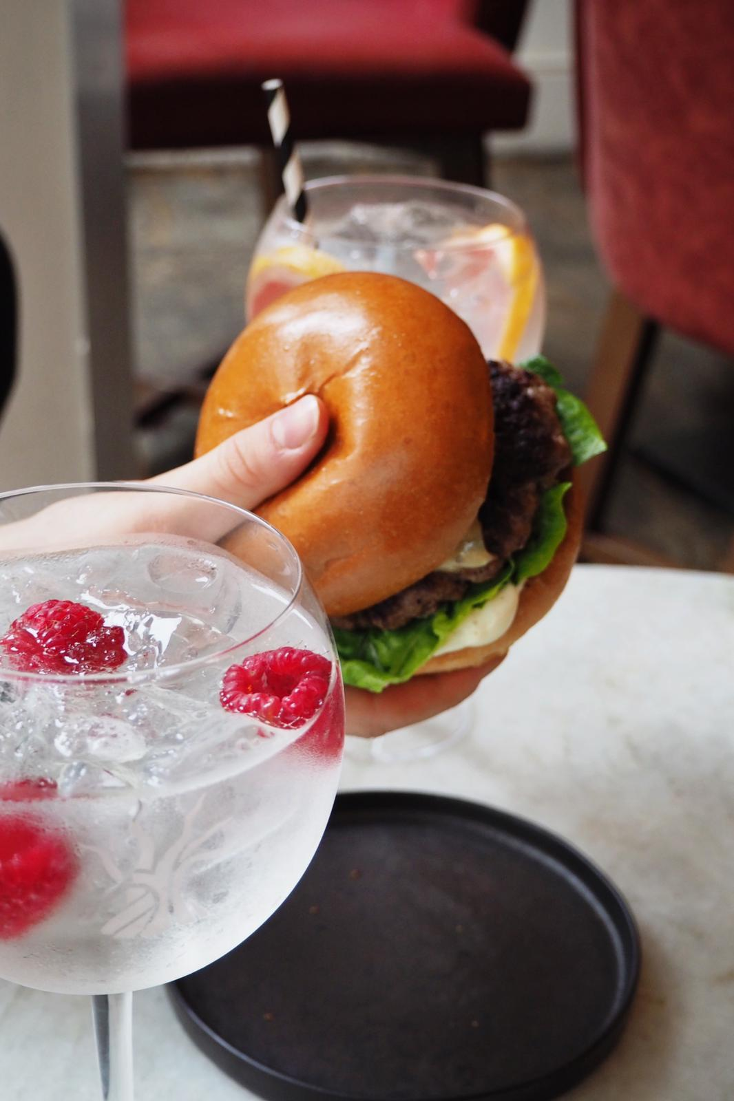 Gin  & Burger Wednesday