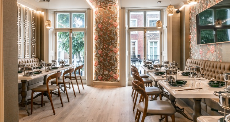 hot may hot pot restaurant in london