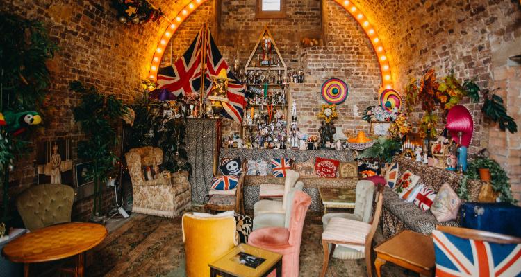 Little Nans Deptford | Secret Retro Bars London | DesignMyNight