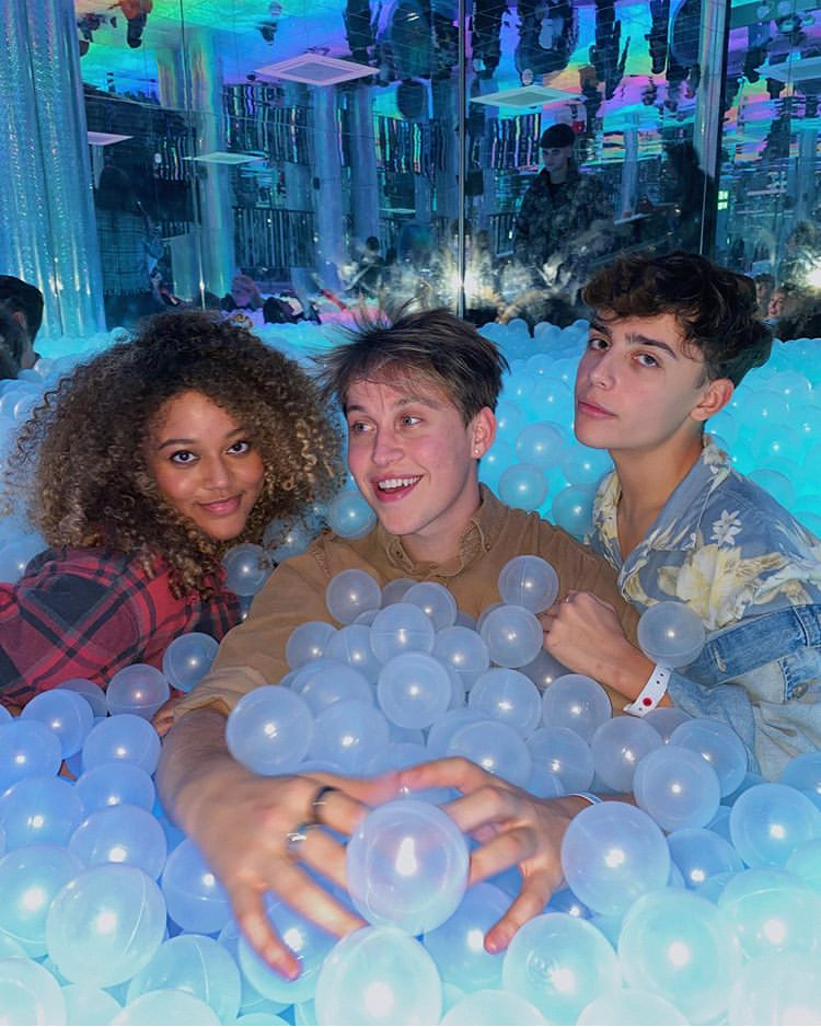 Fri-yay May Bank Holiday Ball Pits at Ballie Ballerson Soho