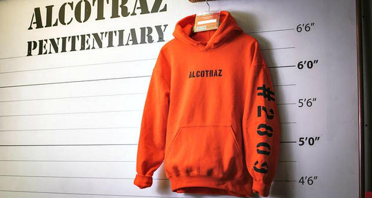 Alcotraz Immersive Experience London Merchandise