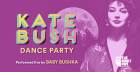 Kate Bush Dance Party with Baby Bushka