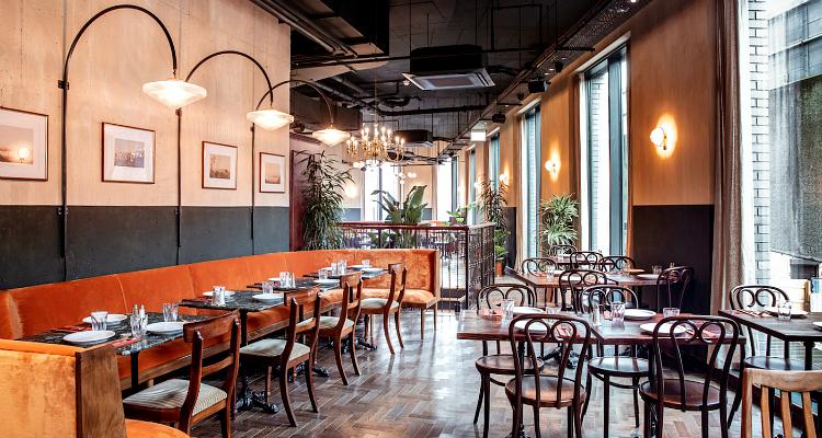 Casa Do Frango Shoreditch Restaurant