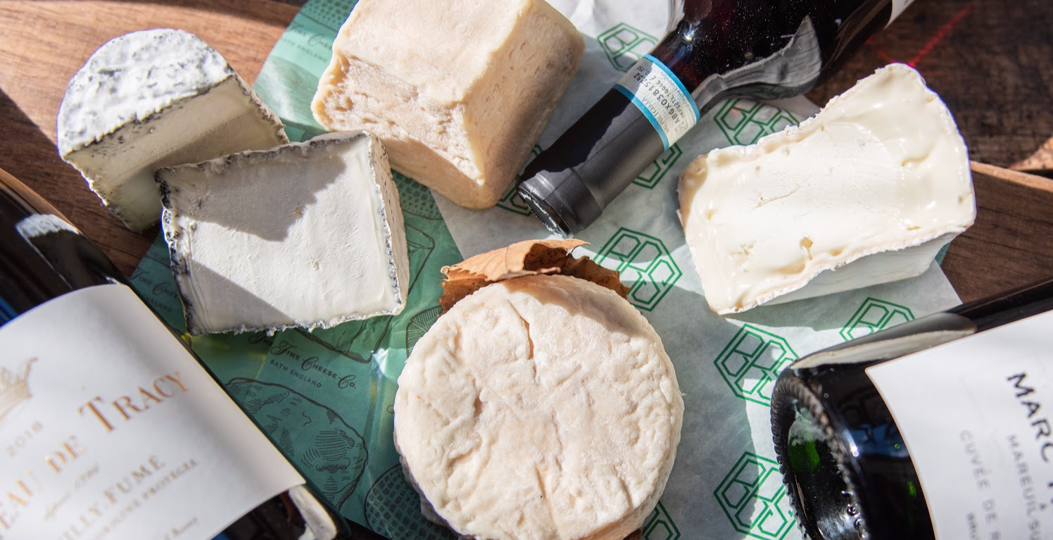 Spring Cheese Tasting