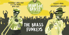 Heart of Brass w/ The Brass Funkeys (Live Brass Band) (Postponed)