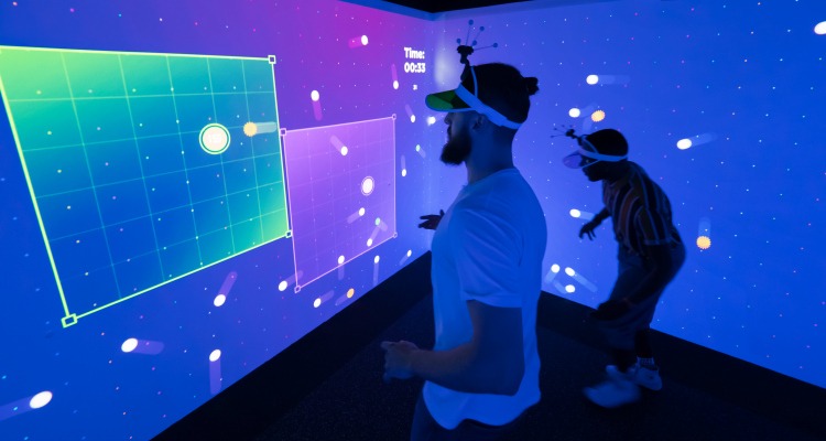 Electronic Theatre | Immersive Experience Review London | DesignMyNight