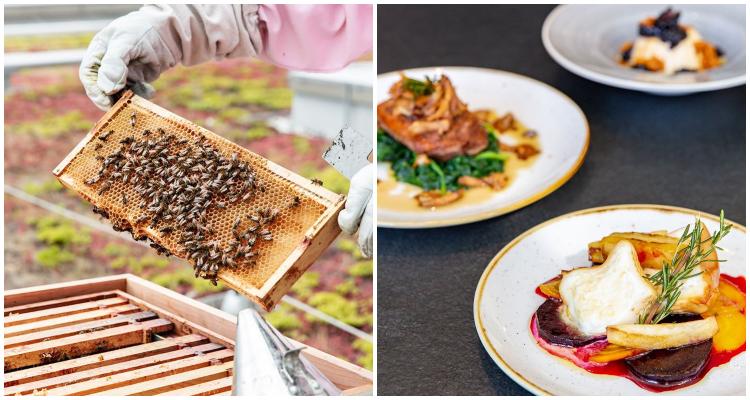 Florentine honey menu
