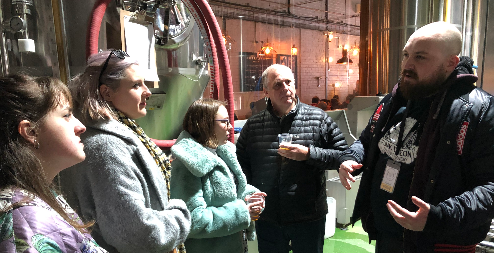 Sheffield Craft Beer Experience