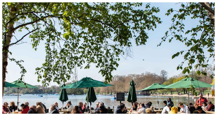 Outdoor Pools In London The Serpentine