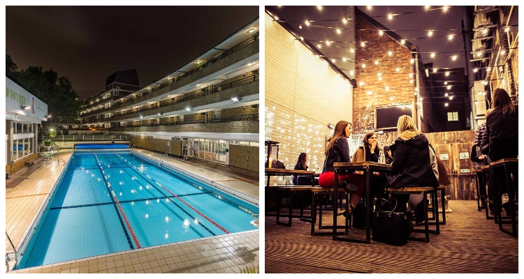 Outdoor Pools In London Oasis Covent Garden