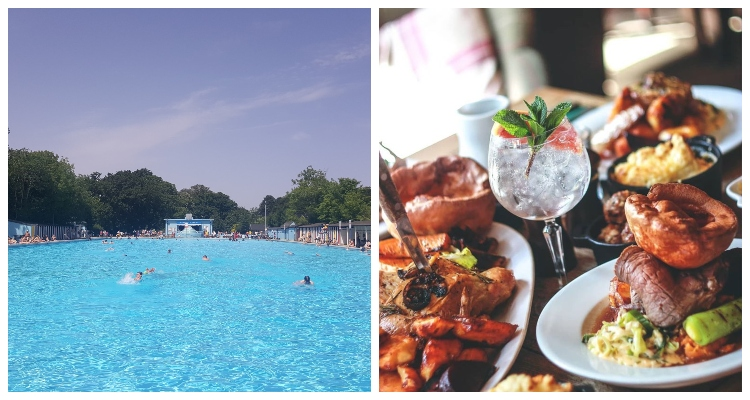 Outdoor Pools In London Tooting Bec Lido