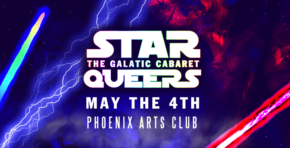 STAR QUEERS: The Galactic Cabaret