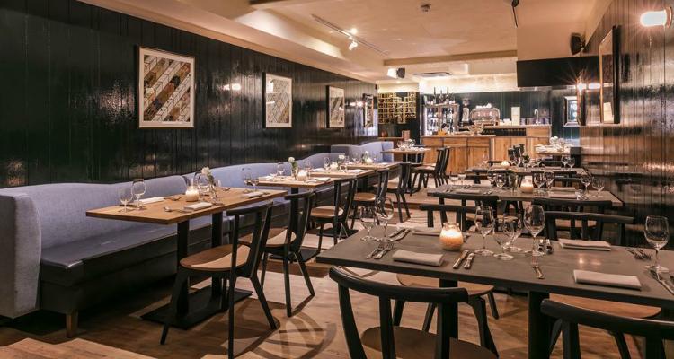 Sussex Soho London Restaurant Review
