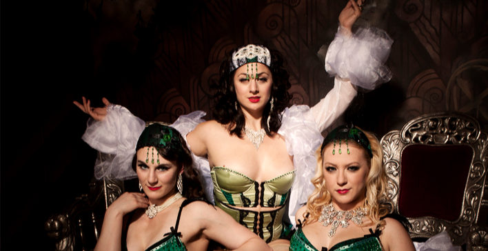 Intermediate Burlesque Course