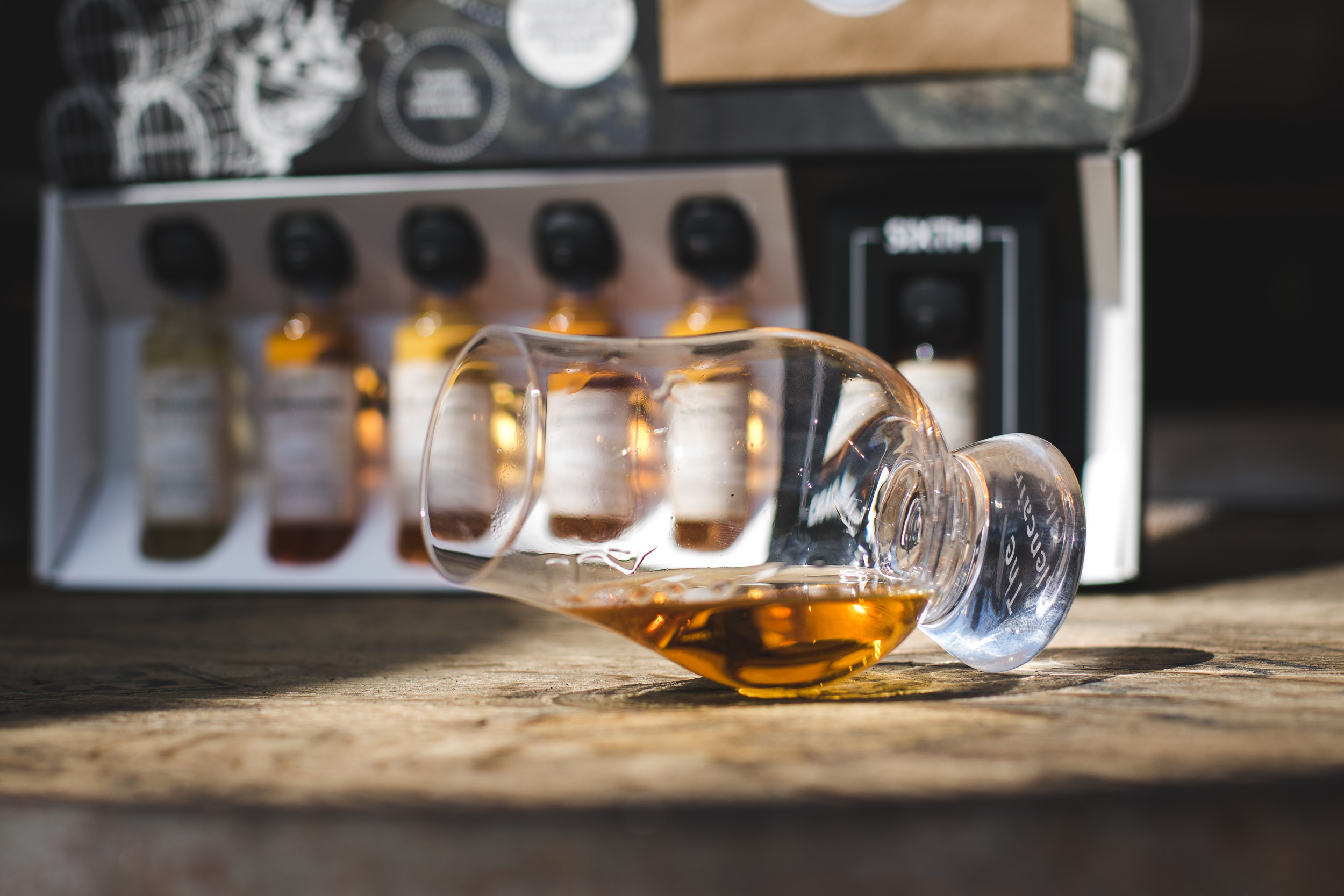 The Live Virtual Whisky Tasting Masterclass