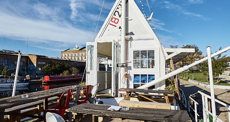 barge east playlist london