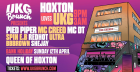 UKG Brunch Presents - 'Hoxton Loves UKG' (Postponed)