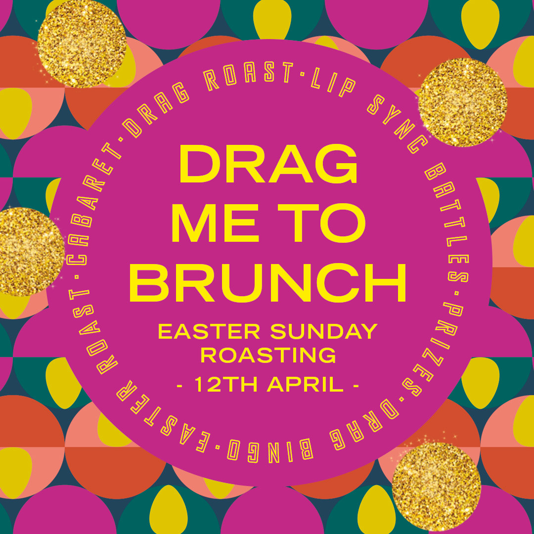 Drag Me To Brunch