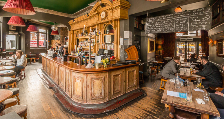 The Stag Hampstead | Sunday Roast Deliveries | DesignMyNight