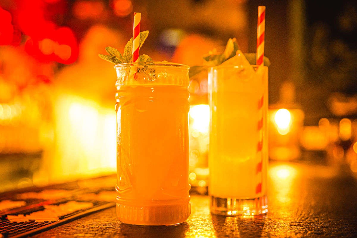 The SouthSider Cocktail Club