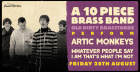 Arctic Monkeys: Performed Live By A 10-Piece Brass Band