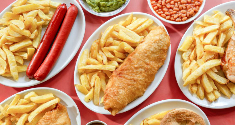 Fryer's Delight Fish & Chip Delivery London