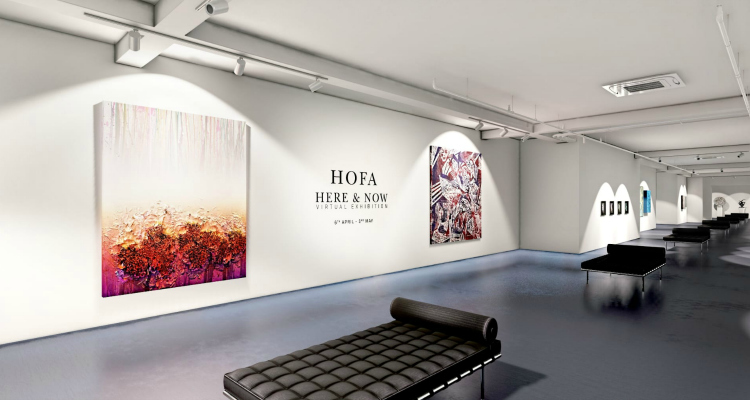 house of fine art London online gallery