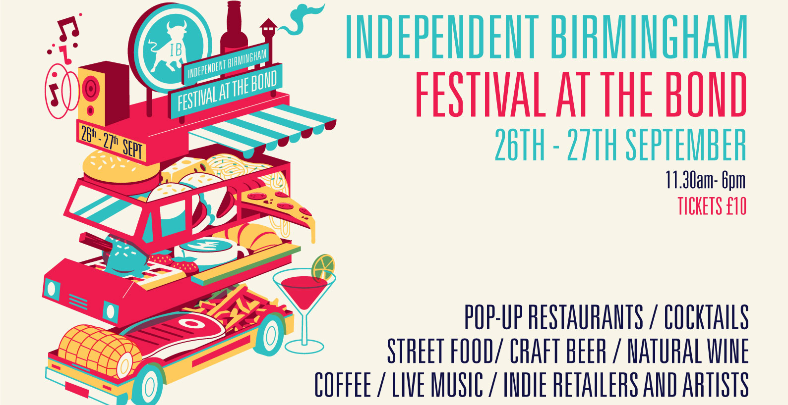 The Last Ever Independent Birmingham Festival At The Bond