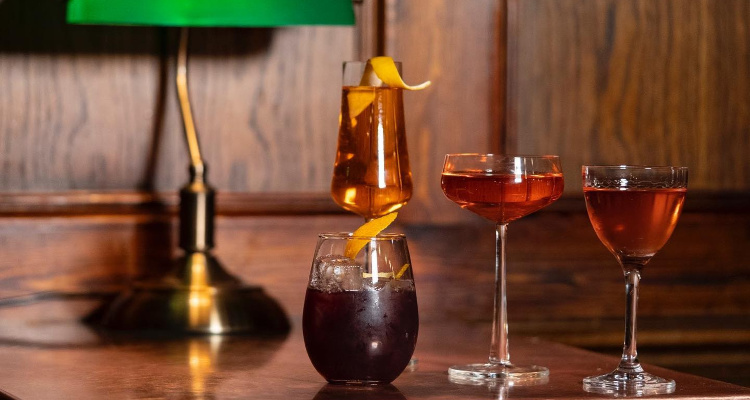 Cane and Grain cocktails
