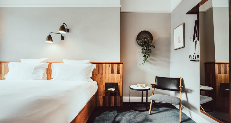 The Pilgrm London Hotel Review
