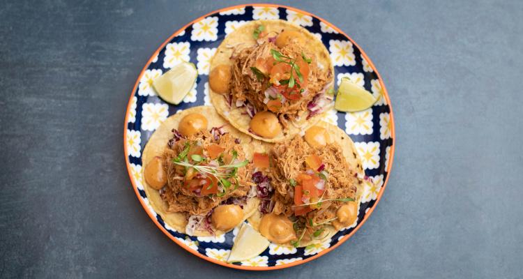 Caldera | Taco Deliveries London | DesignMyNight