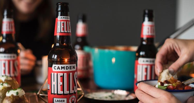 Camden Brewery | Virtual Quizzes Quarantine | DesignMyNight