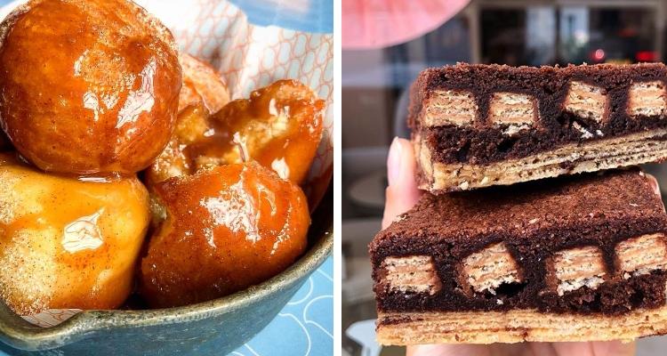 dessert deliveries in north london