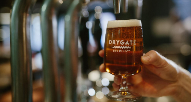 Drygate | Glasgow Booze Deliveries | DesignMyNight