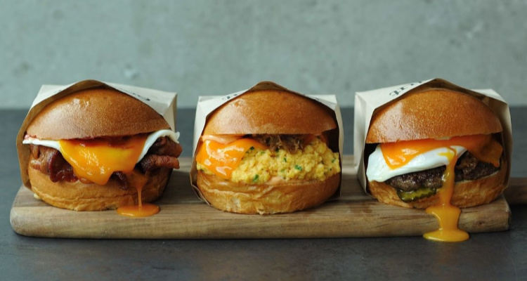 Eggslut | London Brunch Delivery | DesignMyNight