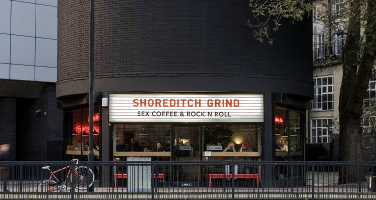 grind london support nhs coffee shops