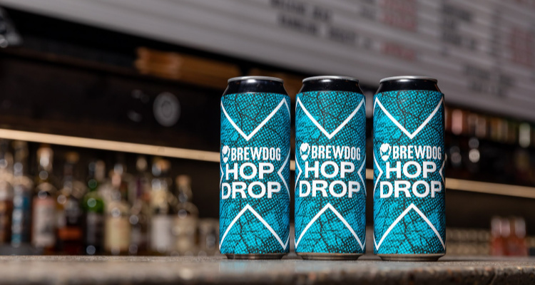 Brewdog Hop Drop | Glasgow Booze Deliveries | DesignMyNight
