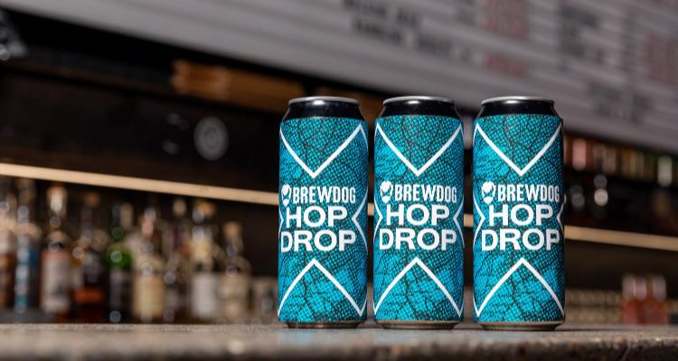 Brewdog Hop Drop | Craft Beer Deliveries Glasgow | DesignMyNight