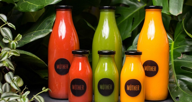 mother vegan drinks delivery in london