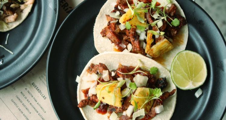 Taqueria | Taco Deliveries London | DesignMyNight