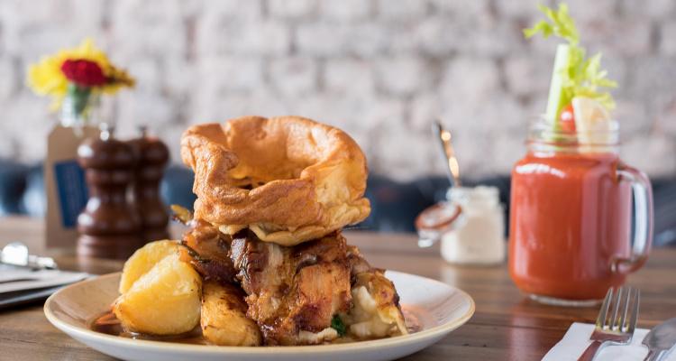 The Regent Roast Dinner | Roast Dinner Deliveries London | DesignMyNight