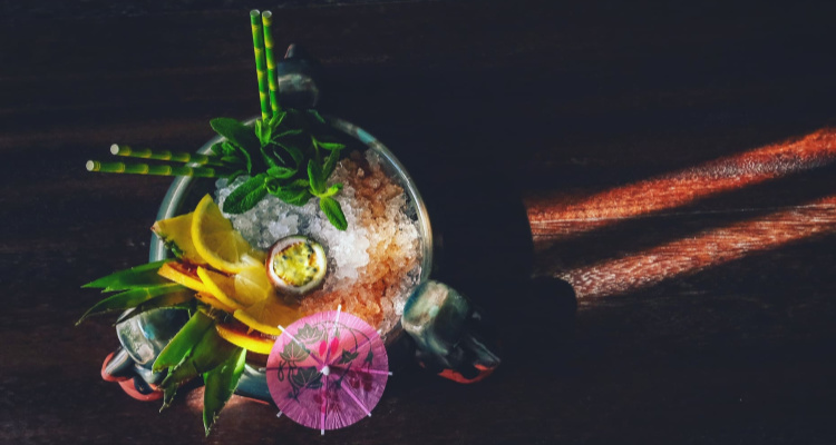 Tiki Bar & Kitsch Inn | Glasgow Booze Deliveries | DesignMyNight
