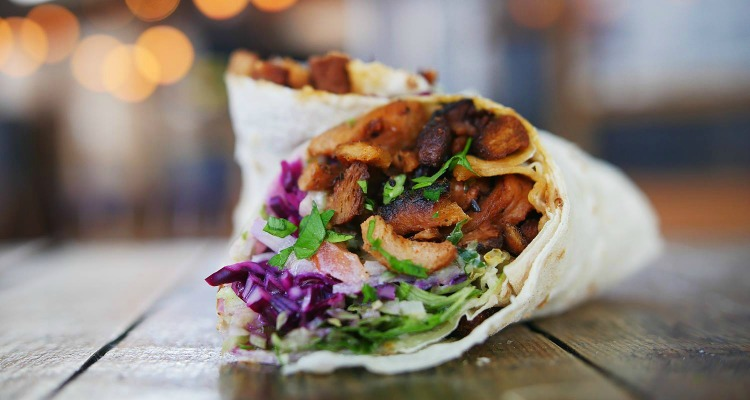 What the pitta vegan kebabs