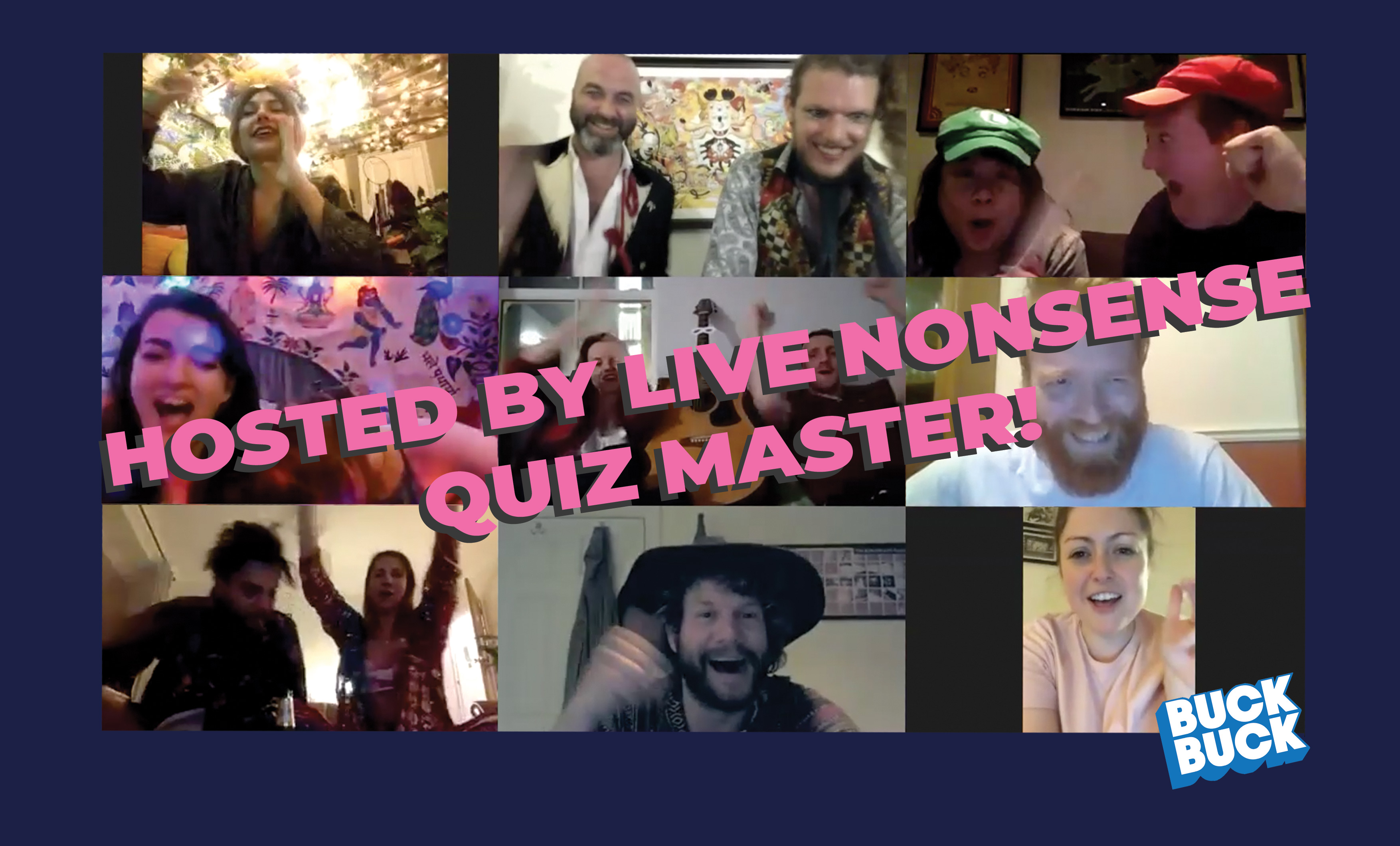 The Big Quiz of Utter Nonsense - Online Team Game