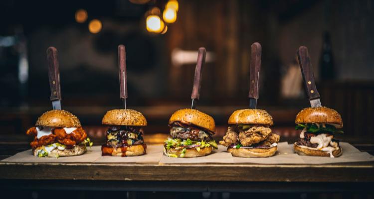 Brewdog Birmingham Vegan Burger and Vegan Wings