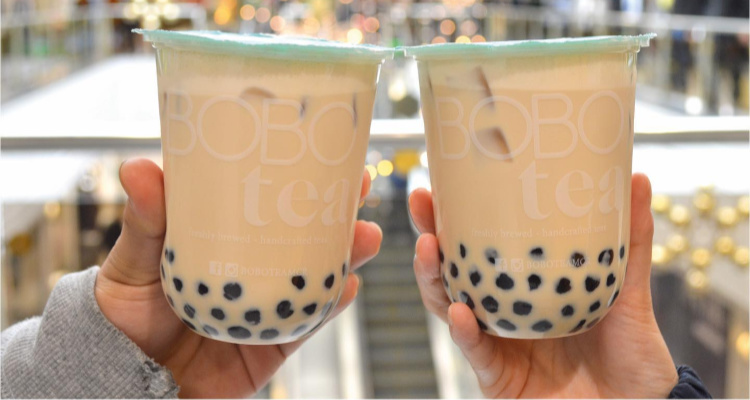 Bobo Tea Manchester DIY Bubble Tea Kit