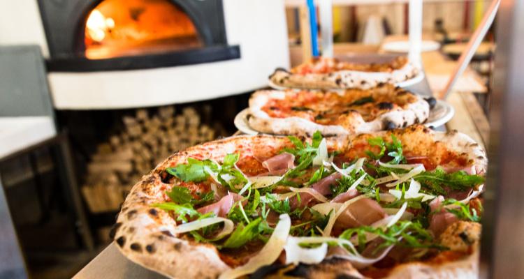 Birmingham Baked in Brick Vegan Pizza and Burritos