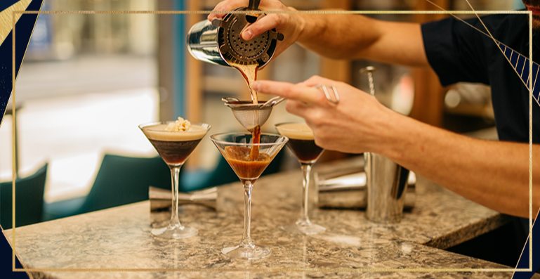 Dirty Martini Presents... Espresso Martini Masterclass at Home