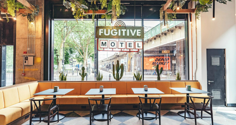 Fugitive Motel Bethnal Green
