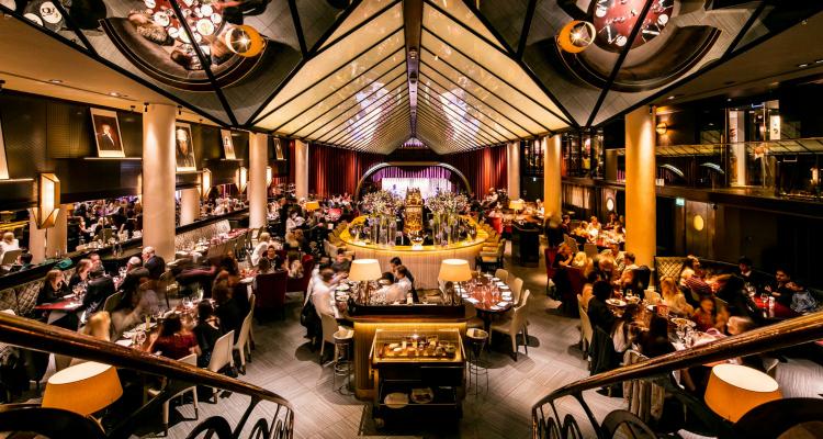 Quaglinos Restaurant London Scandal